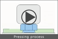 ST Nuts Pressing Process Movie